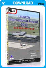 Lanseria International Airport 2012