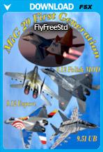 MiG-29 First Generation (FSX)