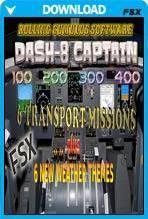 Dash 8 Flights