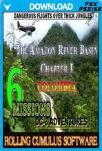The Amazon Chapter 1 Colombia