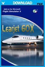 Learjet 60 X