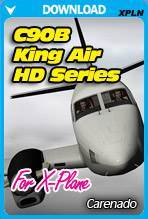 C90B King Air HD Series  (X-Plane)