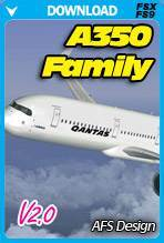 Airbus A350 - Family v2 (Steam)