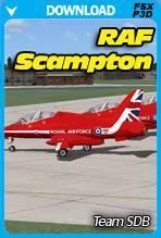 RAF Scampton (RAFAT) Air Base