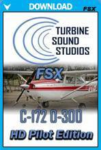 Cessna 172H Skyhawk Pilot Edition Sound PackageX