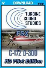 Cessna 172H Skyhawk Pilot Edition Sound PackageX