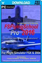 FSFlyingSchool PRO 2016 (FSX/FS2004)