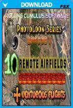 Episode 1 - Photoreal Remote Airfields in South America - Part 1