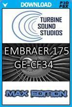 Embraer 175 MAX Edition Soundpackage
