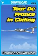 Tour De France In Gliding