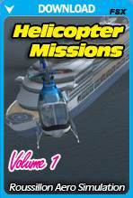 Helicopter Missions Volume 1