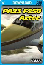 PA23 AZTEC F 250 for FSX/FSX:SE/P3D