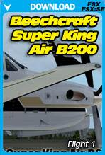 Beechcraft Super King Air B200