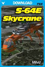 CH-54A Tarhe & S-64E Skycrane