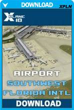 Southwest Florida International Airport (X-Plane)