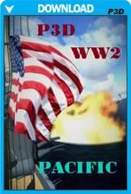 WW2 PACIFIC (P3D)