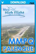 Palenque International Airport - MMPQ (FSX)