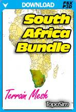 TopoSim - Africa - South Bundle