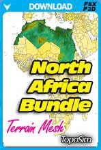 TopoSim - Africa - North Bundle
