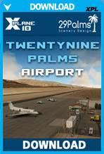 Twentynine Palms - KTNP (X-Plane 10)