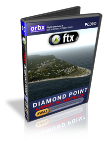 FTX - Diamond Point Airport (2WA1)