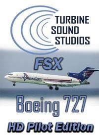 Boeing 727 Pilot Edition HD Soundpack