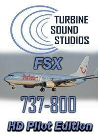 Boeing 737-800 HD Pilot Edition soundpackage for FSX