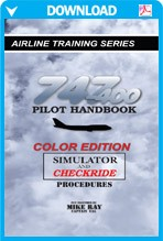747-400 Pilot Handbook (Color Edition)