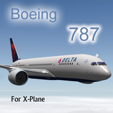Boeing 787 For X-Plane