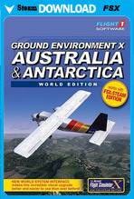 Ground Environment X Australia And Antarctica