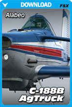 Alabeo C-188B AgTruck (FSX/P3D)