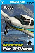 Alabeo DA40 for X-Plane 10.30+