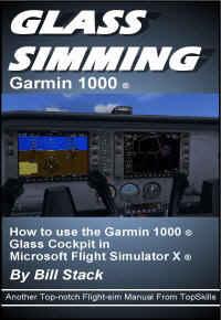 Glass Simming: Garmin 1000