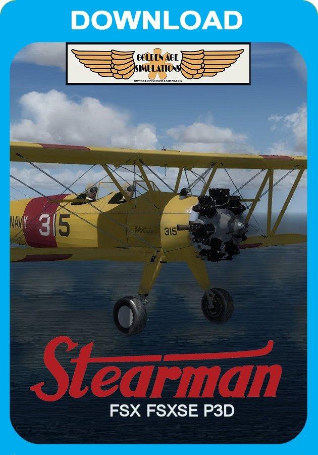 Stearman PT/N2S