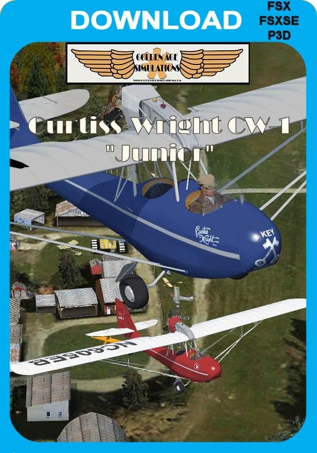Curtiss CW-1 Junior