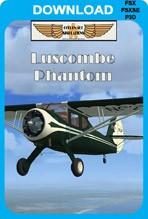 Luscombe Phantom (FSX+P3D)