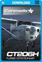 Carenado CT206H Turbo Stationair HD Series