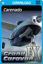 Carenado C208B Grand Caravan EX HD Series V2 (FSX+P3D)