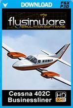 Cessna 402C (FSX/P3D)