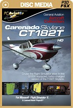 General Aviation Aircraft Collection: CT182T Skylane G1000 HD Series