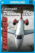 Carenado EMB505 Phenom 300 HD Series
