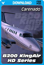 Carenado B200 King Air HD Series (FSX/P3D)