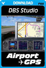 DBS Airport GPS (FSX:Steam)