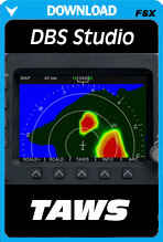 DBS Terrain Awareness and Warning System