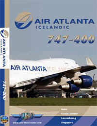 Just Planes DVD - Air Atlanta Icelandic 747-400
