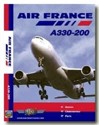 Just Planes DVD - Air France A330