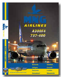 Just Planes DVD - MNG Airlines
