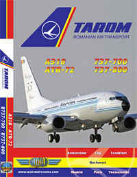 Just Planes DVD - Tarom: Romanian Air Transport