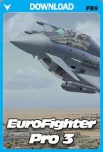 Eurofighter Pro 3 (FS2004)