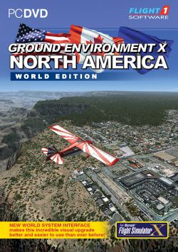 Ground Environment X Asia and South America World Edition